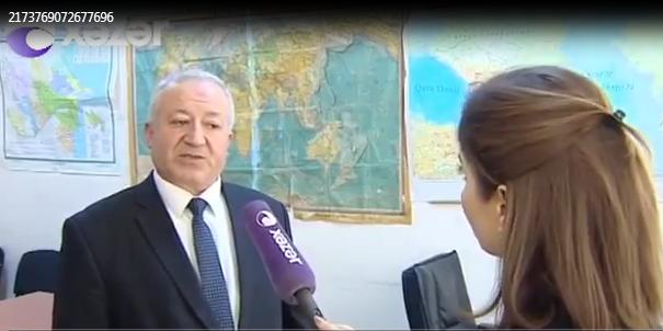 Nəriman Paşayev coğrafiya fənninə olan münasibət haqqında