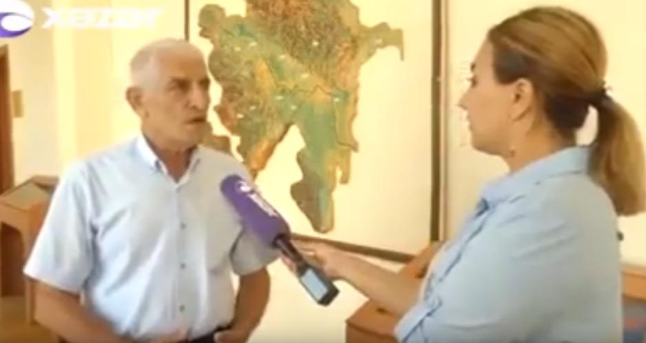 """Mirnuh İsmayılov """"Ekoloji risklər"""",  Xəzər Tv"""