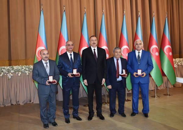 Coğrafiya İnstitutunun alimləri Dövlət mükafatına layiq görüldü