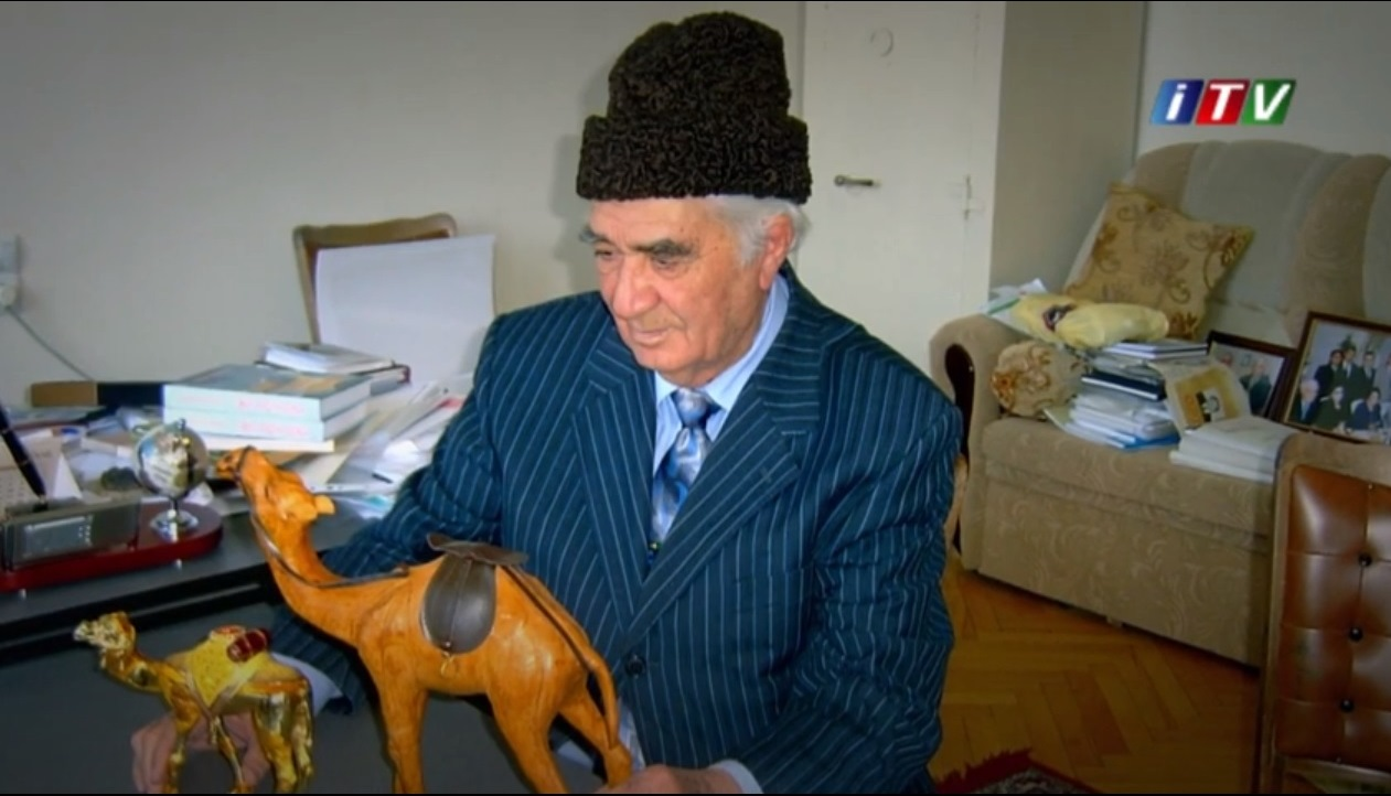 EL ADAMI-ELM ADAMI akademik Budaq Budaqov