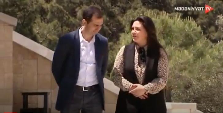 Mədəniyyət kanalı, 12.07.20.Z.İmrani və N.Cəfərova iqtisadi coğrafiya haqqında