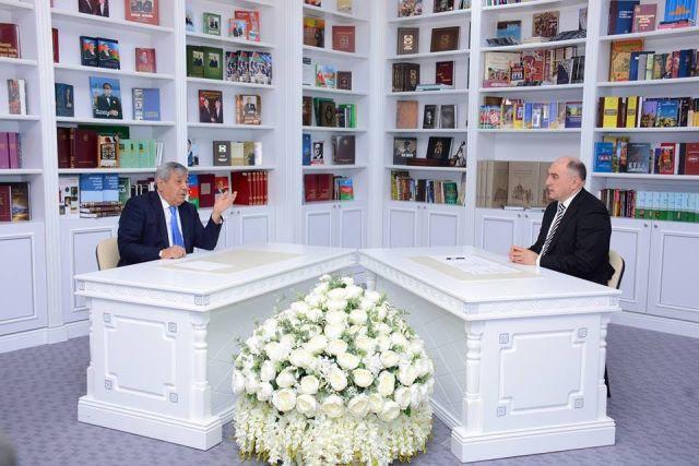 """Akademik Ramiz Məmmədov """"Elm və İnnovasiya"""" elmi-publisistik proqramının qonağıdır"""
