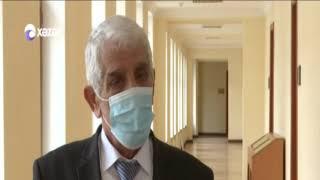 M.İsmayılov Xəzər dənizi səviyyəsinin enməsi barədə Xəzər TV-də danışıb