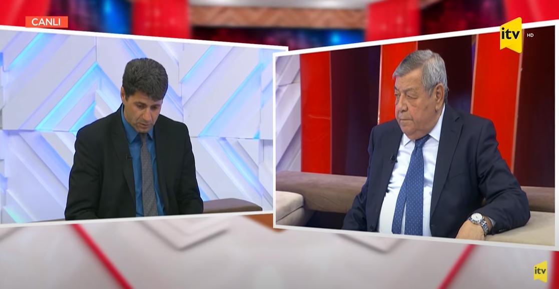 """Ramiz Məmmədov: """"Xəzərlə yola getmək üçün onun tarixi dinamizminə adaptasiya olunmaq lazımdır"""""""