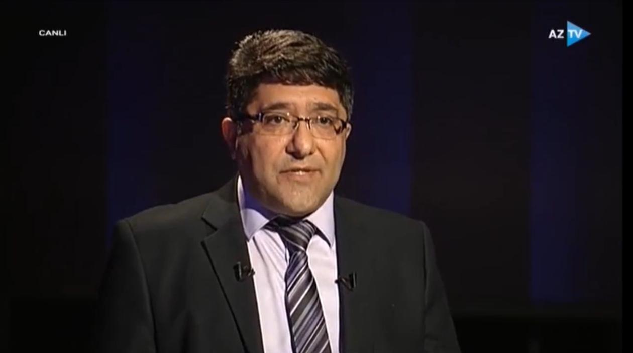 Yaşar Nəsibov AZTV-də yayımlanan Cəhbədən xəbər verlişində çıxıb edib.